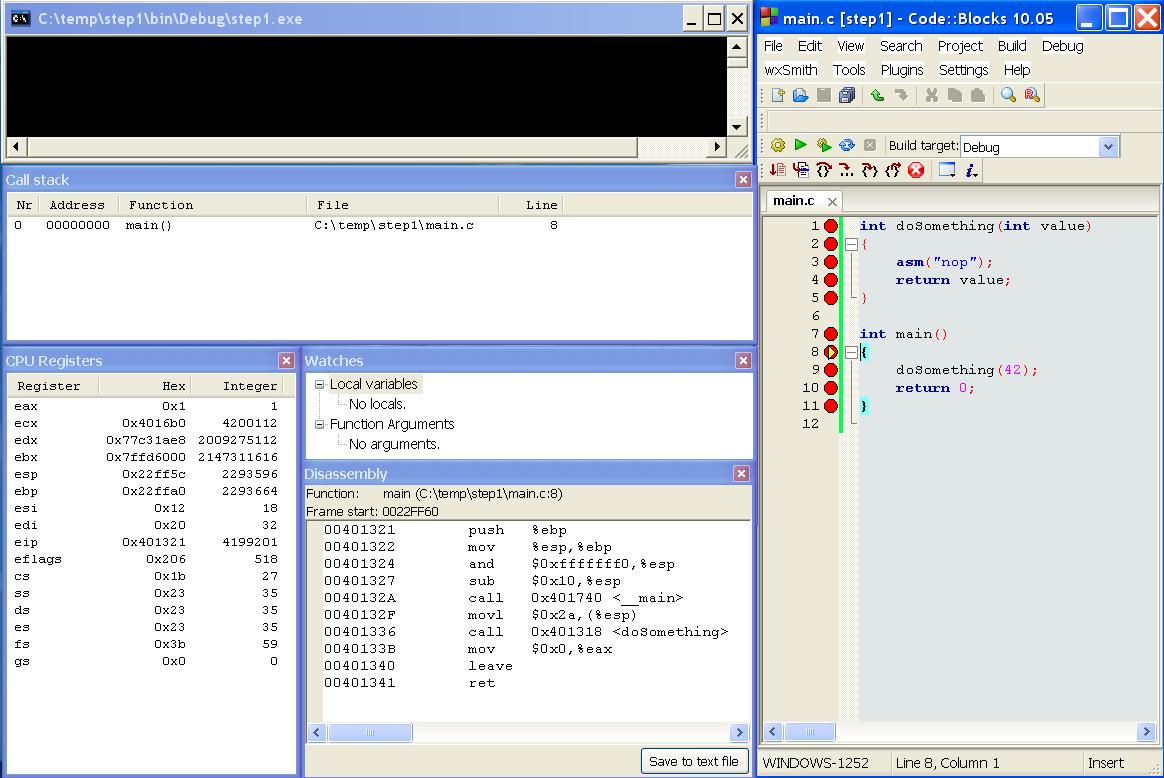 C-Programming Under The Hood